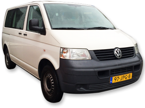 VW Transporter (9 pers.)